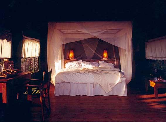 beach suite bedroom
