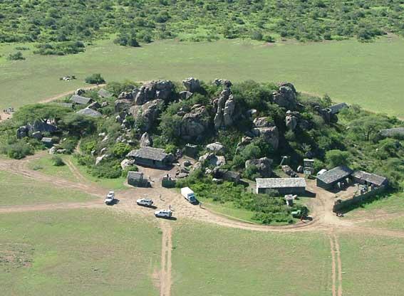 Olduvia-camp