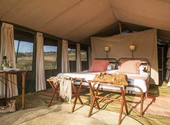 Serengeti-safari-camp-room