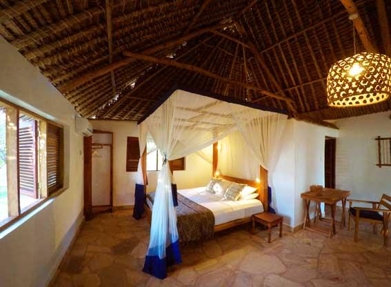 garden room bedroom
