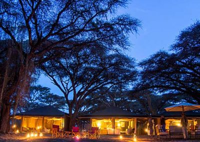 Ngorongoro Crater Camp
