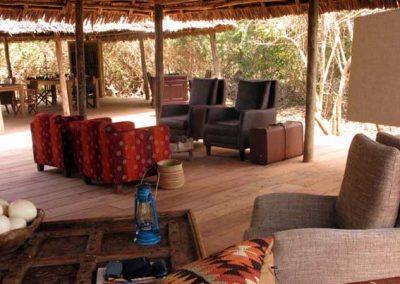Selous Wilderness Camp