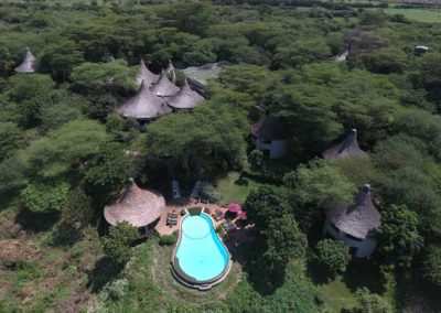 Manyara Serena Safari Lodge