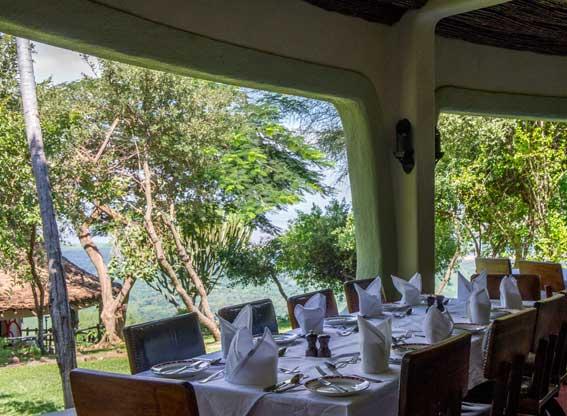 Manyara-serena-dining