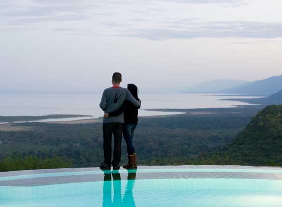Manyara-serena-pool-view