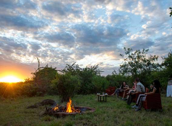 Manyara-serena-sundowners