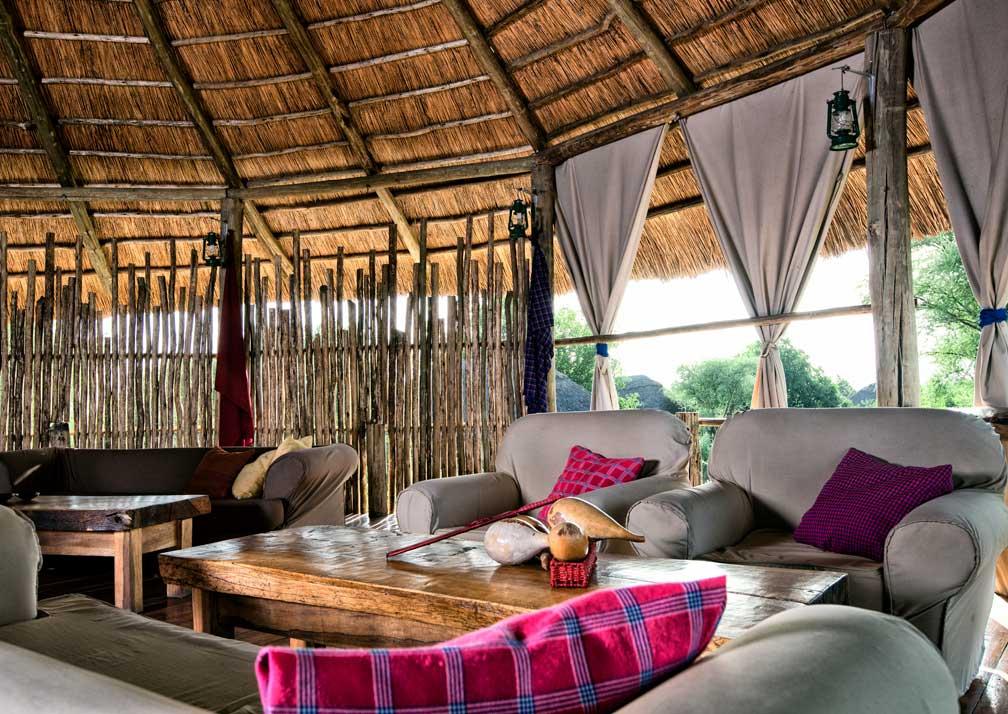 Relax at Mbali Mabli Tarangire River Camp