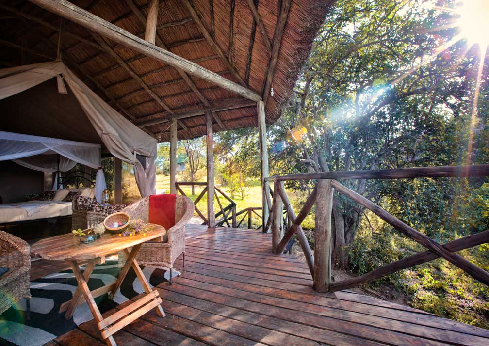 Mbali Mabli Tarangire River Camp bedroom