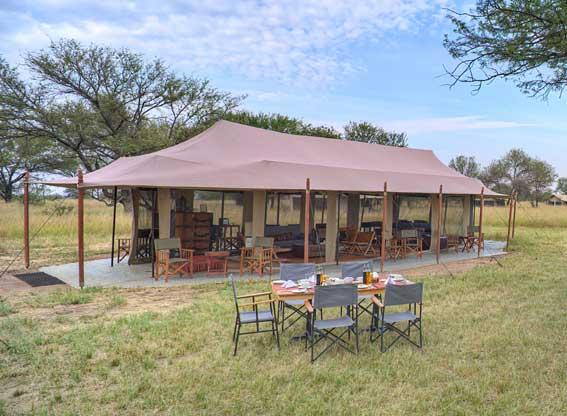 lounge-tent