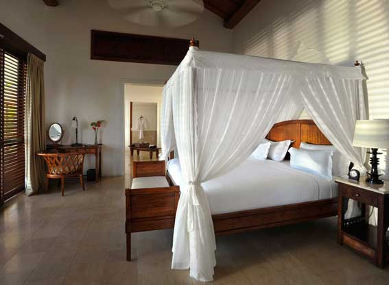 presidential villa bedroom