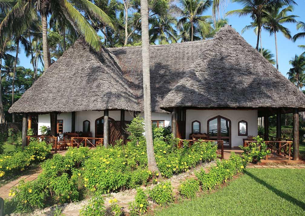 Sultan suites at Bluebay