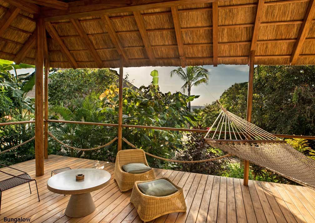Zuri Zanzibar bungalow terrace