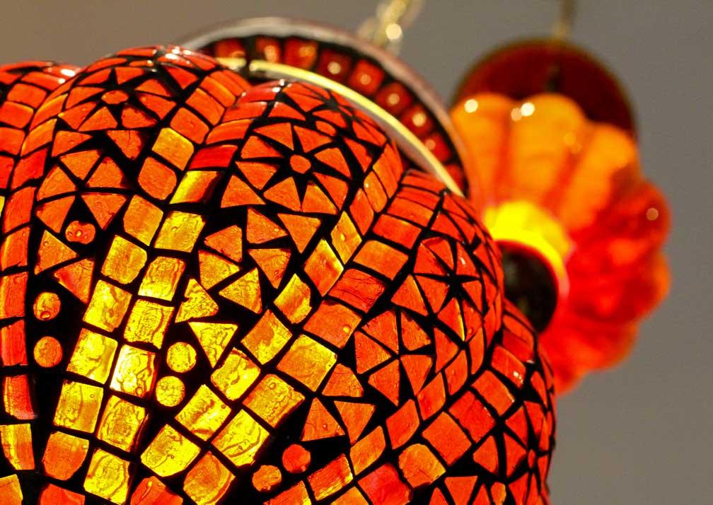 Lighting detail