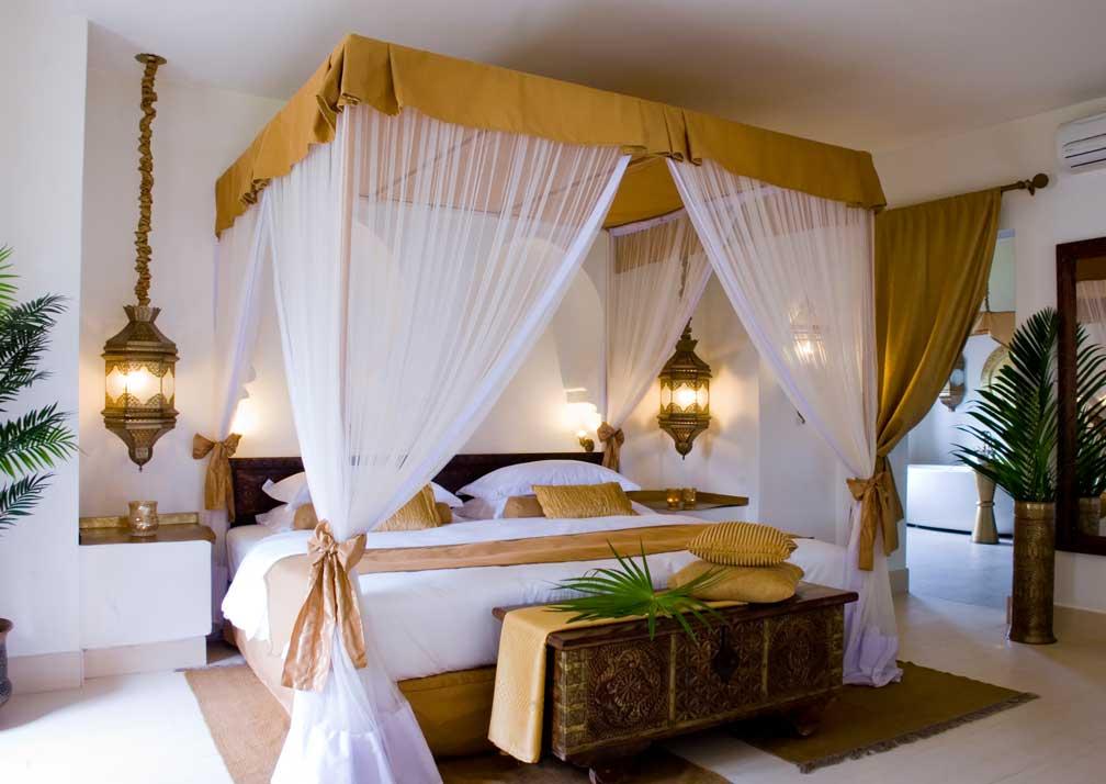 Baraza villa bedroom