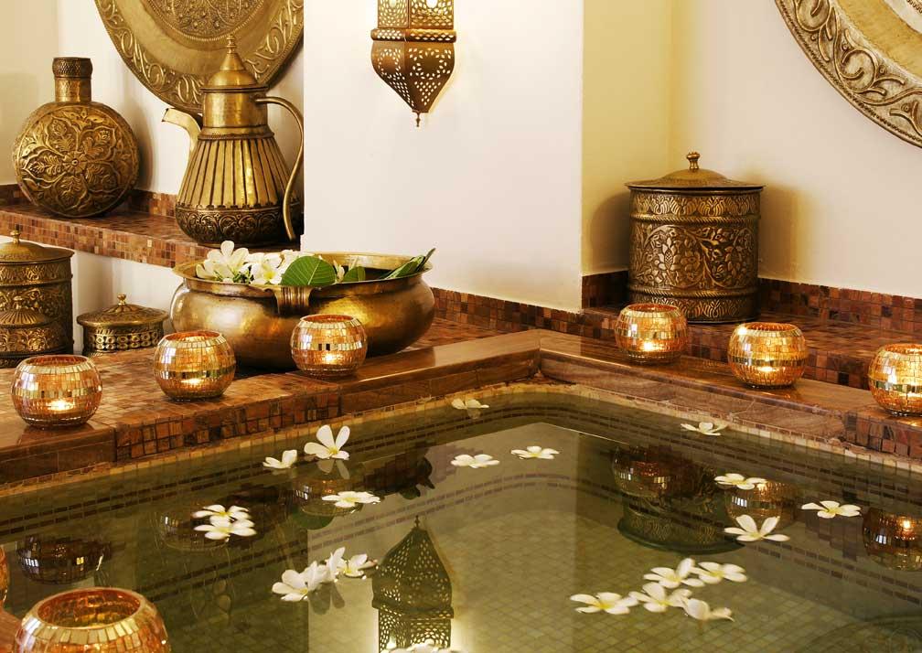The spa at Baraza