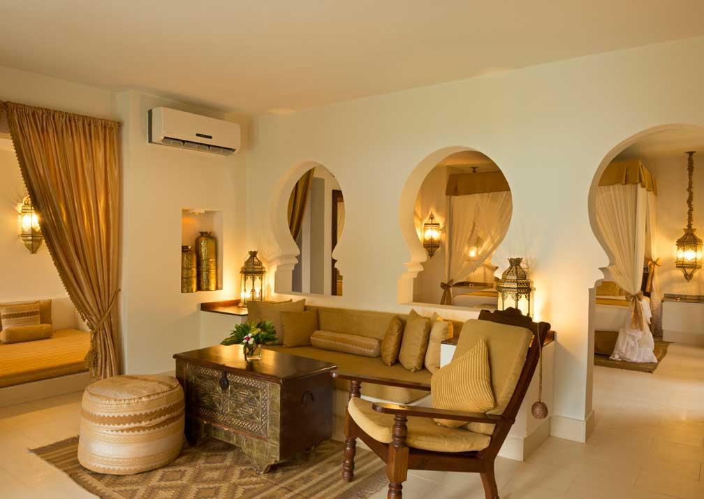 One bedroomed villa