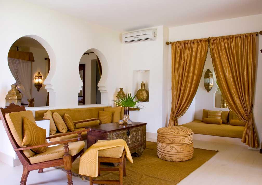 Two bedroomed villa