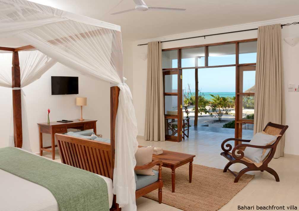 Bahari Grand Beachfront Villa