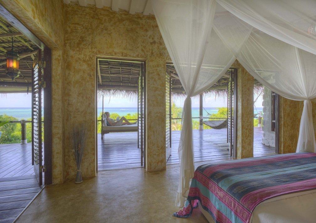 Villa room Matemwe Retreat