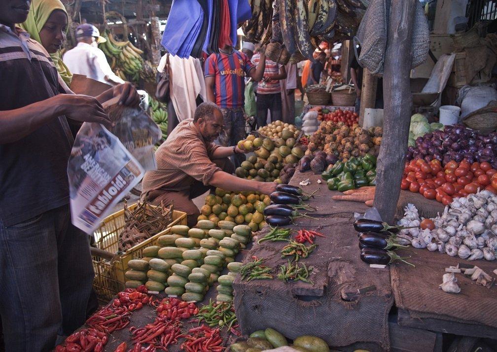Matemwe Retreat market visit