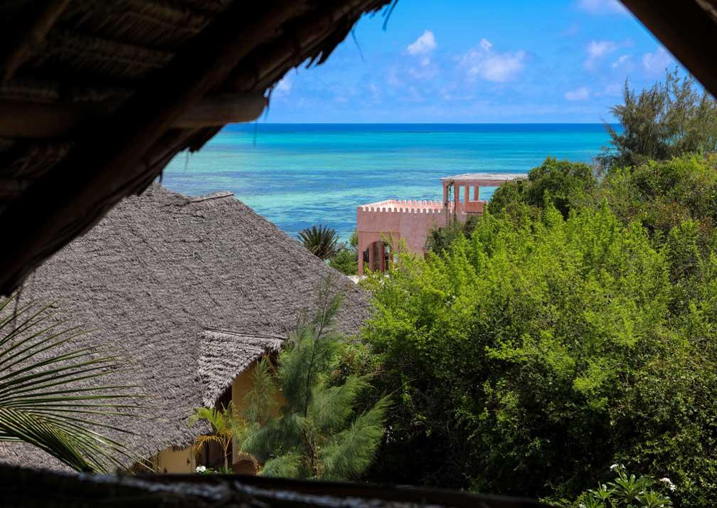 Qambani ocean view