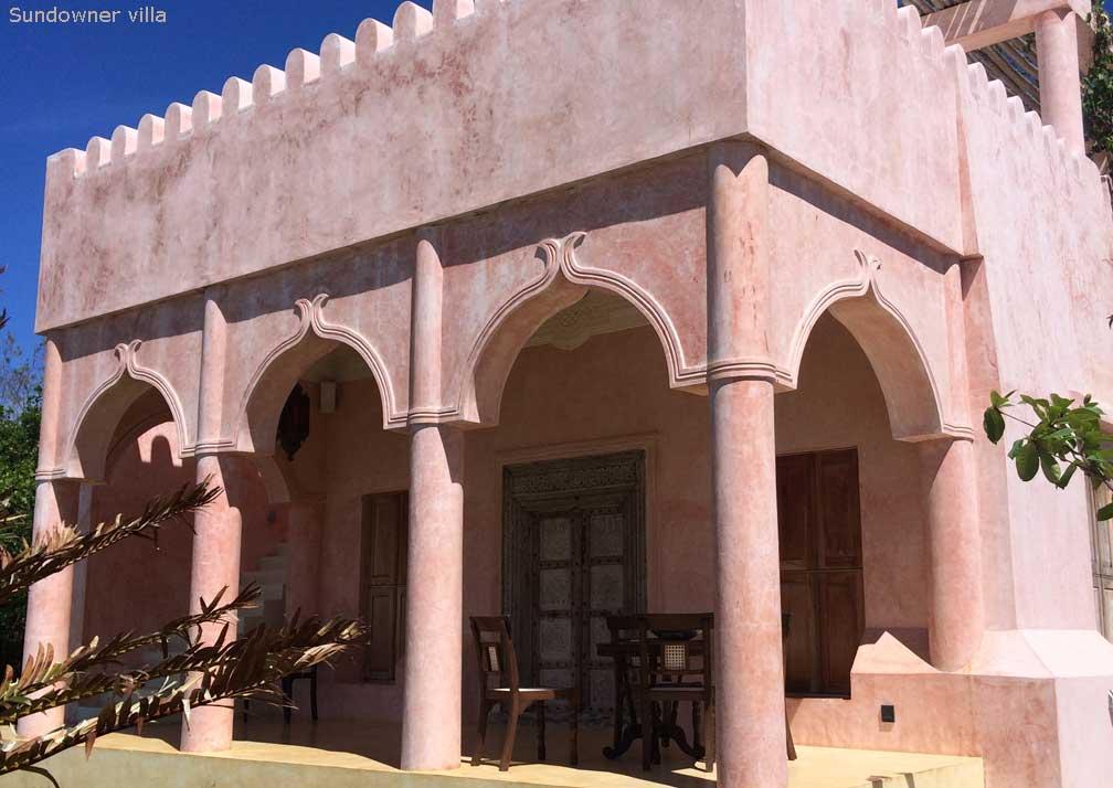 Sundowner villa