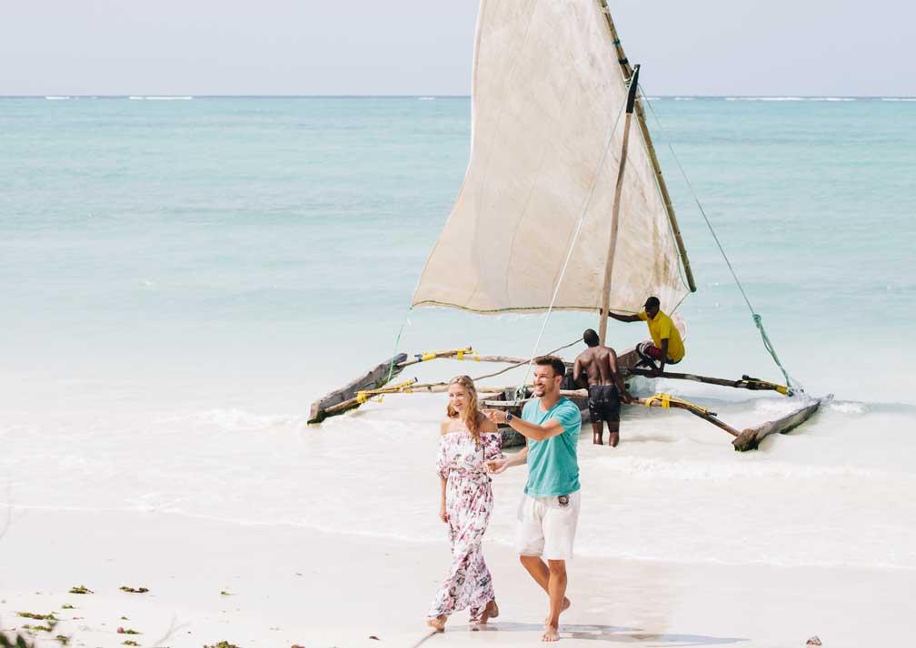 Tulia Zanzibar boat