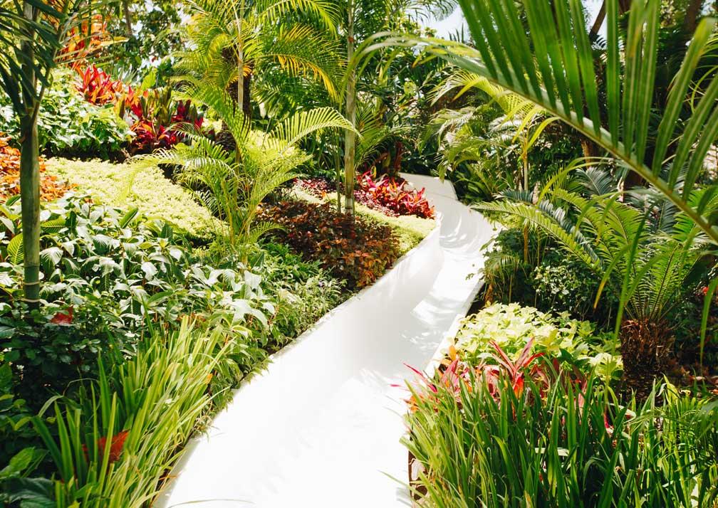 Tulia Zanzibar gardens