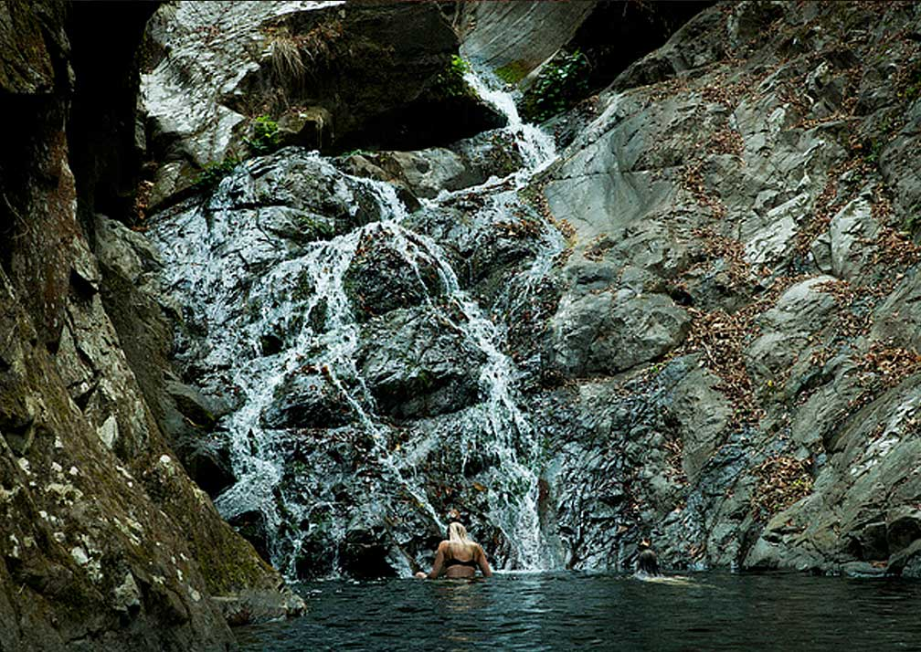 greystoke waterfall