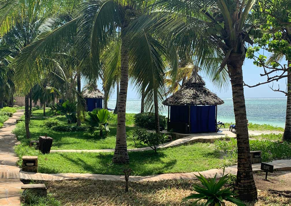 The Palms sea view